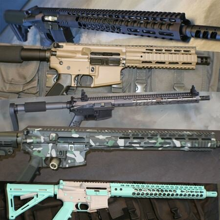 Picture for category AR-15 Complete Firearms