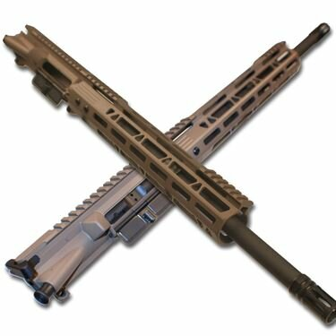 FDE 300 Blackout Choices