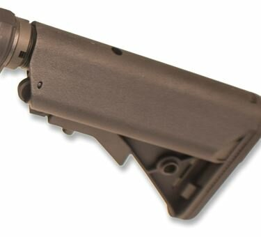 AR 15 Enhanced 6 Position Butt Stock Mil-Spec US Made
