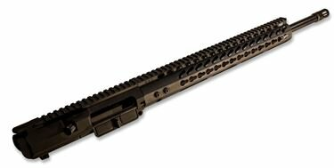 AR-10 Upper Assembly - 20in / .308 Win / 1:10 / 15in US Made Handguard NO