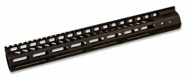 AR-10 Handguard | 15in US Made Guntec Handguard | M-Lok Ultra Light Weight