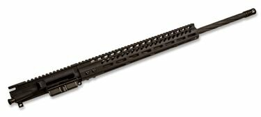 AR-15 Upper Assembly - 24in | 6.5 Grendel | 1:8 | 15in US Made Handguard | M-Lok Ultra Lightweight Slimline | NO BCG