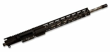AR-15 Upper Assembly - SS 20in | 6.5 Grendel Spiral Fluted | 1:8 | 15in US Made Air-Lok Handguard | M-Lok | NO BCG